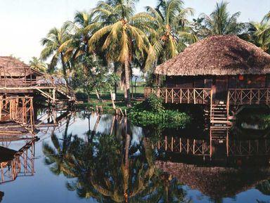 Фантастическая природа исельский колорит Кубы