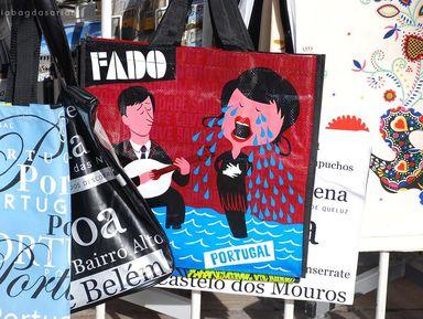 Душа Португалии — Фаду