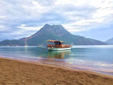Прогулка на яхте по бухтам Адрасана
