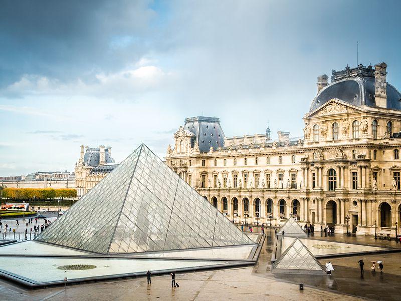 Экскурсия Онлайн-экскурсия «Главныешедевры Лувра»