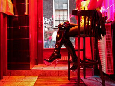 Вовсе тяжкие: прогулка вКвартале красных фонарей