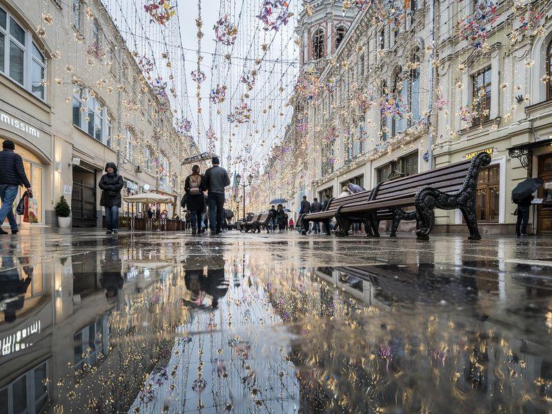 Экскурсия Никольская улица в деталях: первая и великолепная