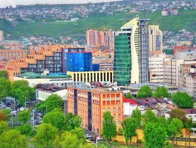 Яркие краски Еревана