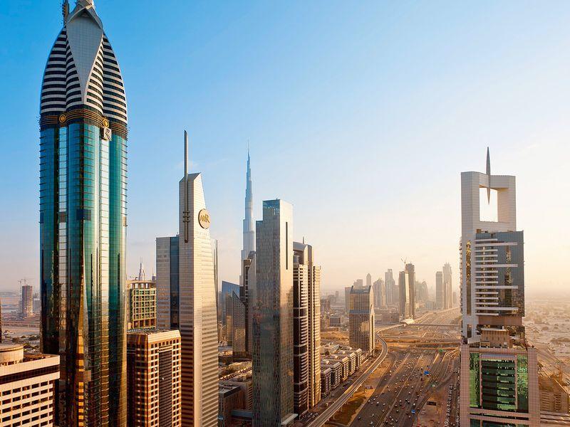 Экскурсия Весь Дубай за один день