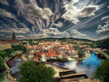 Чешский Крумлов. Красота за пределами Праги