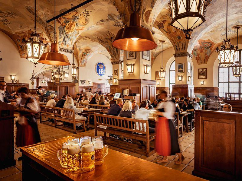 Экскурсия Пивная Бавария