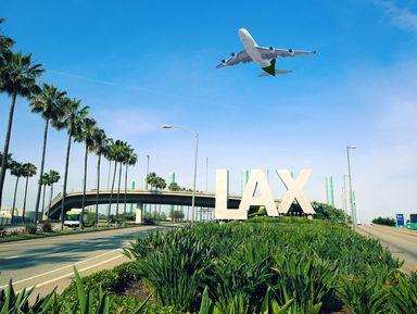 Трансфер «Аэропорт— Лос-Анджелес»