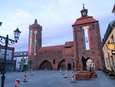 Живописный исторический пригород, где жил Штирлиц!