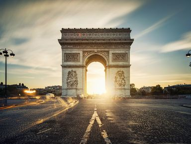 Трансфер+экскурсия по главным местам Парижа