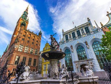 Экскурсия в Гданьске: Гданьск — любовь с первого взгляда