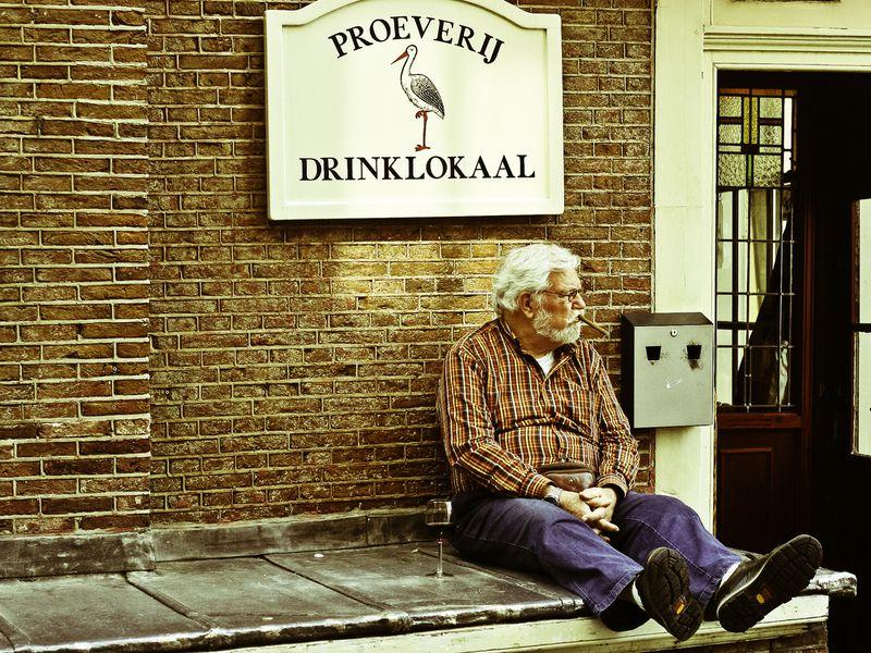 Экскурсия Театрализованная экскурсия — по Амстердаму c моряком