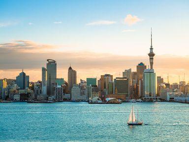 Экскурсия в Окленде: Добро пожаловать в Окленд!