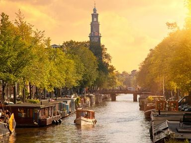 Экскурсия в Амстердаме: Амстердам ежедневно в 15:15
