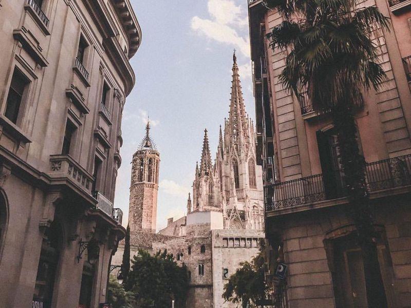 Экскурсия Барселона: введение