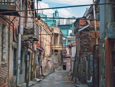Экскурсия в Тбилиси: Тбилиси – прогулка по Старому городу