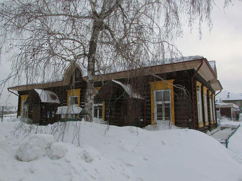 Новосибирск, экскурсия