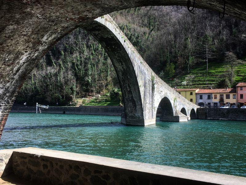 Натуральное вино и мост Дьявола в неизведанной Лукке