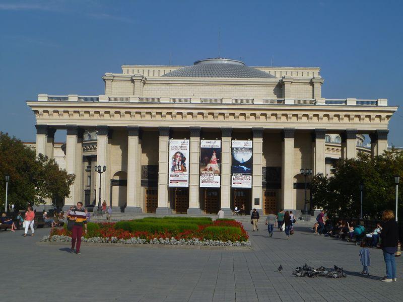 Архитектурные эпохи Новосибирска