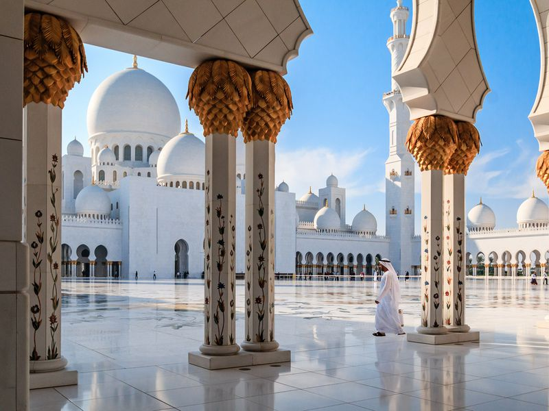Экскурсия Навстречу чудесам Абу-Даби