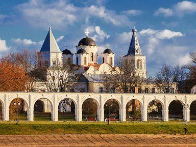 Экскурсии и гиды - Великий Новгород