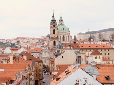 Пакет экскурсий: Прага и не только
