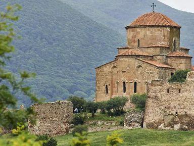 К истокам христианства: Мцхета и Джвари