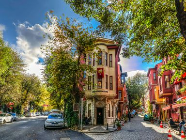 Кузгунджук— путешествие вСтамбул 19века