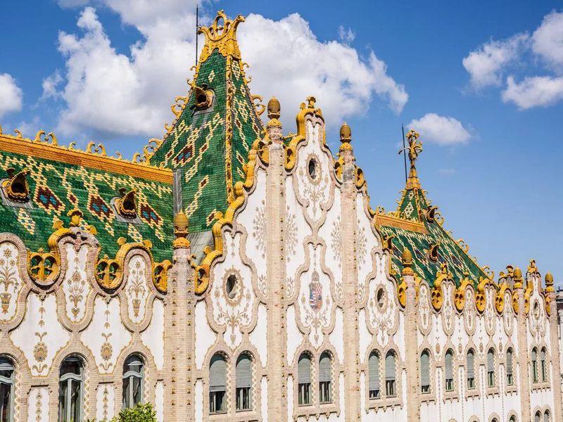 Экскурсия Сецессион — модерн по-будапештски, или по следам венгерского Гауди