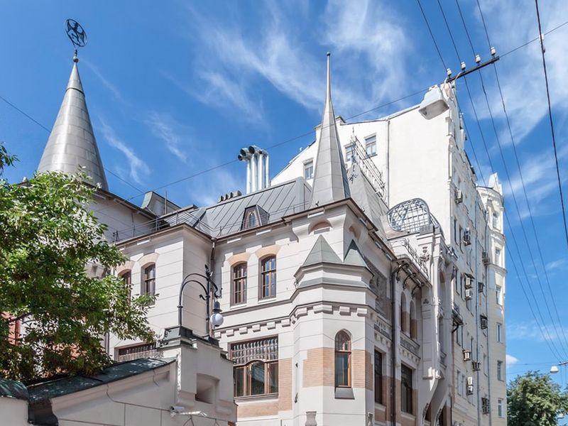 Экскурсия В поисках московских замков