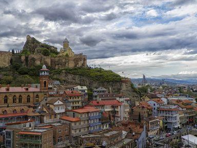 Тбилиси — сердце Сакартвело