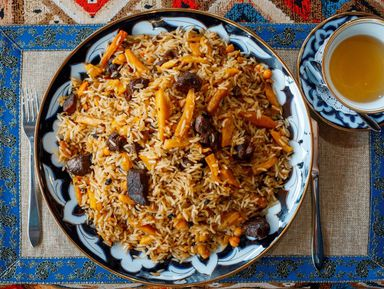 Мастер-класс «Секреты азербайджанской кухни»