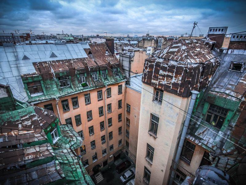 Экскурсия Доходные дома Петербурга: побывать на крышах и внутри