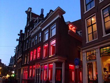 Злачный Амстердам