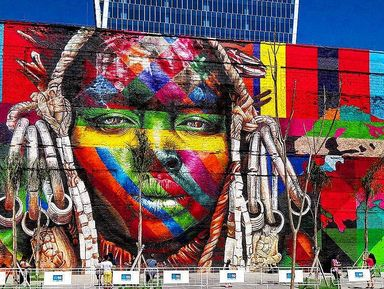 Блеск и нищета Рио – прогулка по центру города