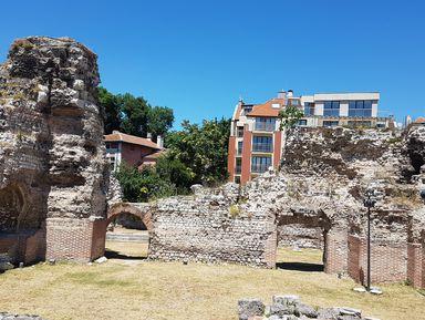 Экскурсия в Варне: Античное сердце Варны