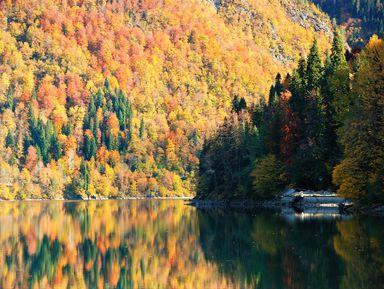 Осенние сказки Абхазии