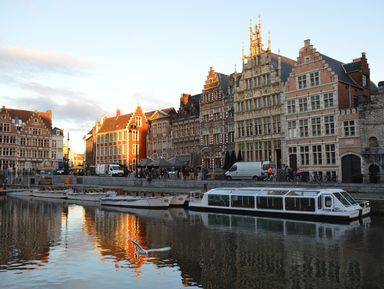 Обзорные и тематические экскурсии в городе Гент