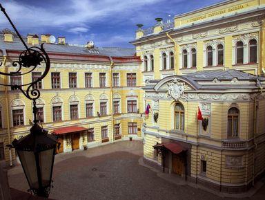 Нетривиальный Петербург, или пять элементов Питера