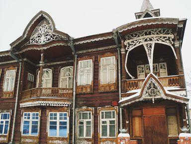 Архитектурные образы Барнаула