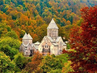 Гошаванк, Агарцин иСеван— богатство Северной Армении