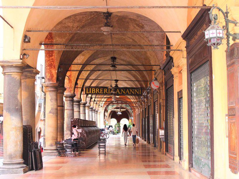 Онлайн-прогулка по удивительной Болонье