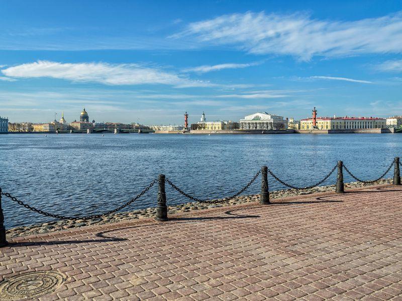 Экскурсия Морской Петербург для детей