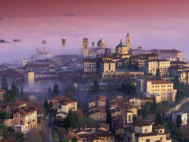 Бергамо — первое свидание