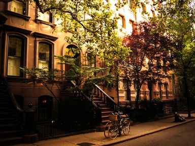 Богемные кварталы города или другой Нью-Йорк