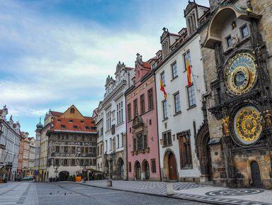 Первое знакомство с Прагой и её ремёслами