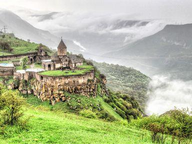 Красота и древность южной Армении
