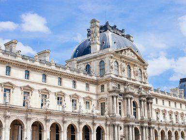 Большая прогулка по Лувру