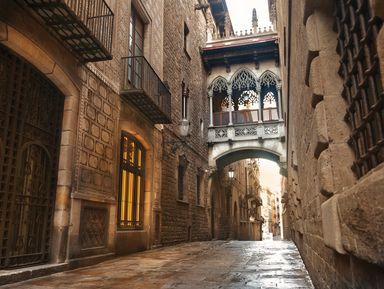 Первые шаги в Барселоне за €24
