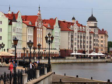 Экскурсия в Калининграде: Полюбить Калининград за 3 часа