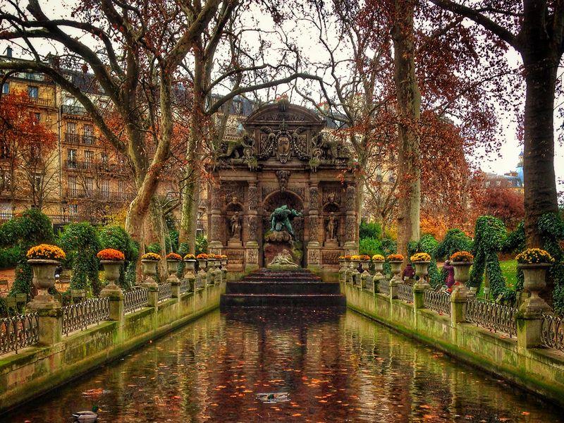 Экскурсия Секреты Люксембургского сада